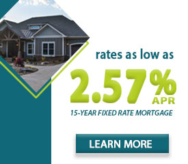 mortgage rates as low as 2.57% apr