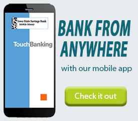 Click here to learn more about our mobile banking app
