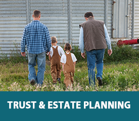 ISSB Trust and Estate Planning. Learn More